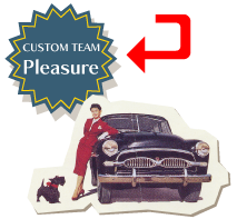 CUSTOM TEAM Pleasure